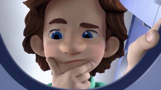 Фиксики - В ванной - сборник мультиков для детей