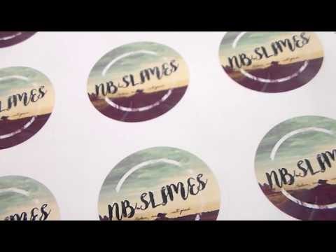 How to make slime logo stickerslabels for slime shop packaging how to make slime logo stickerslabels for slime shop packaging full download ccuart Gallery