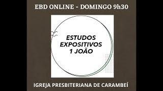 ESTUDO 11 - FILHOS DE DEUS E FILHOS DO DIABO