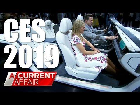 CES 2019: Electronic Evolution | A Current Affair Australia
