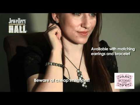 Crystal Ball Karma Necklace
