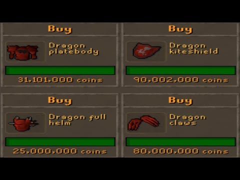 Pking with new Dragon Armour