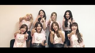 Girls' Generation Debut 9th Anniversary Message