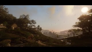 Creating a quick Unreal Engine 4 Valley Scene