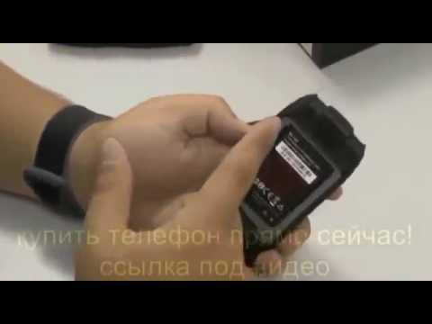 100% Оригинальный RugGear RG730 Прочный Водонепроницаемый Телефон .
