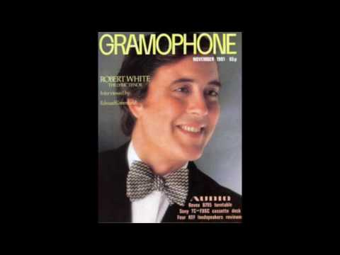 Bird Songs at Eventide—Robert White (tenor), Stephen Hough (piano)