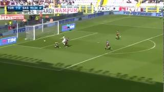 Video Gol Pertandingan Torino FC vs Sassuolo