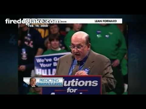 Countdown: IAM Pres. Tom Buffenbarger - Obama