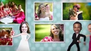Слайд шоу -  Свадебный танец