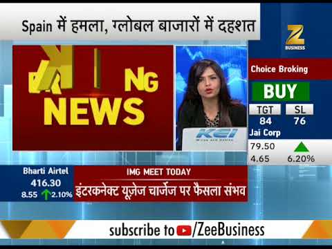 Share Bazaar Live: SGX Nifty recovers, trades at 9904.15