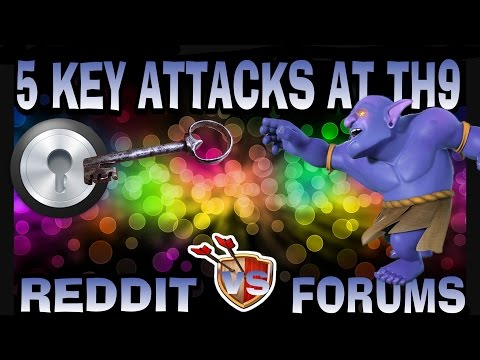 REDDIT VS FORUMS WAR 5 KEY ATTACKS AT TH9