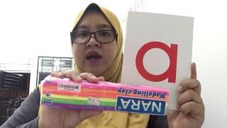 Video 1 - Panduan Ajar Anak Membaca (4 tahun)