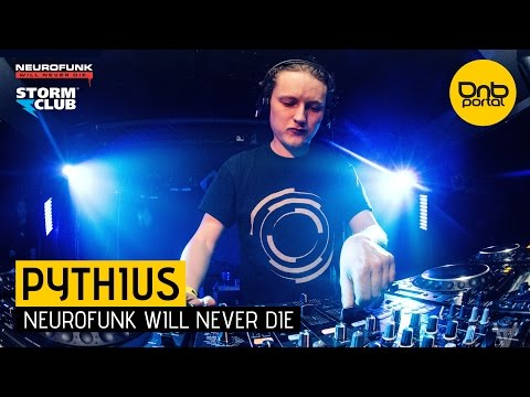 Pythius - Neurofunk will Never Die [DnBPortal.com]