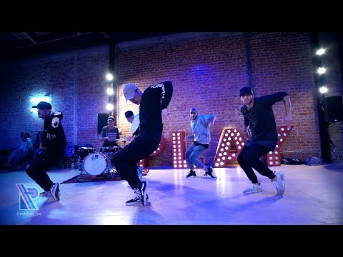 Mike Stud  These Days  Choreography by Kenny Wormald at The Playground LA