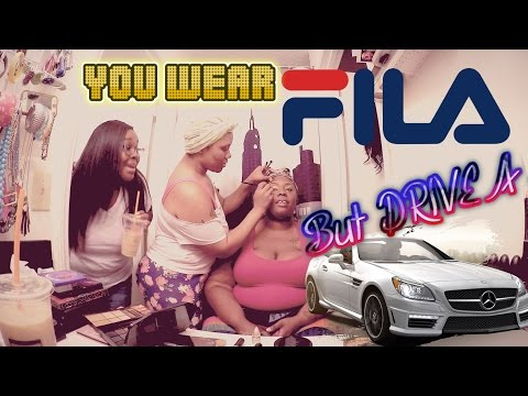 You wear FILA but drive a BENZ! : Montgomery Weekly Vlog #19