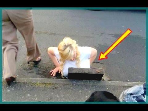 Funny videos 2016 : Stupid people doing stupid things