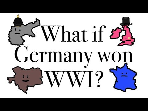 What if Germany Won WWI? Kaiserreich Lore Part 1