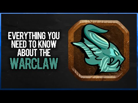 The Warclaw And Everything You Need To Know About It thumbnail
