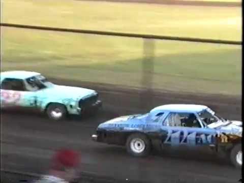 Dodge County Speedway 1992 Rex Welch