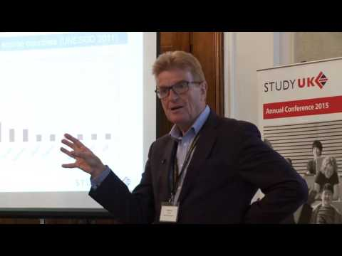 Study UK Conference 2015 - International education marketing – what works and what might not