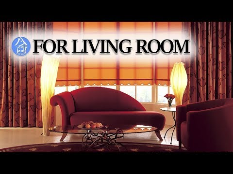 💗 Curtain for Living Room - Beautiful Design Ideas
