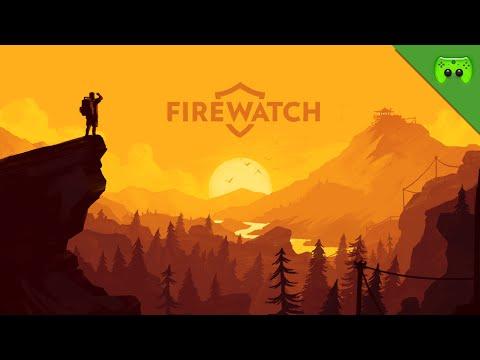 PAGE-TURNER 🎮 Firewatch