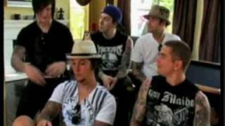 Avenged Sevenfold MTV INTERVIEW (IRON MAIDEN) Part 3