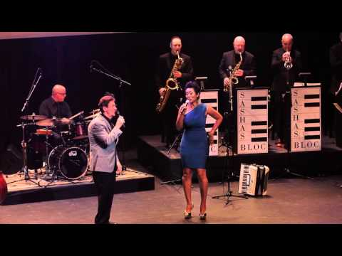 KJazz Fall Benefit Concert with Sasha's Bloc at Beverly Hills Theater