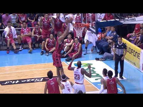 James White Takes Flight! | PBA Governor's Cup 2016