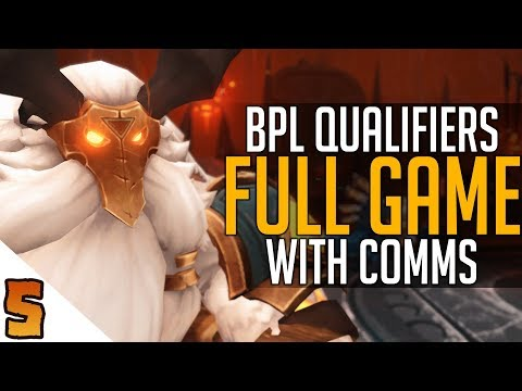 BPL Qualifiers (Full Game With Comms)