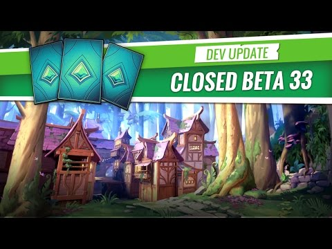 Paladins - Closed Beta 33 Dev Update from YouTube · Duration:  3 minutes 8 seconds