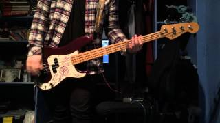 Rise Against - Behind Closed Doors Bass Cover