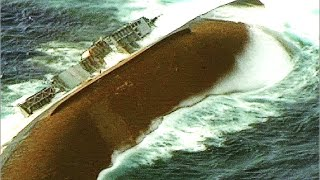 SINKING a US Navy Ship! Direct MISSILE HIT! (Maritime training exercise.)