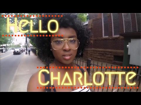 Trip To Charlotte, NC - Follow Me Around   VLOG
