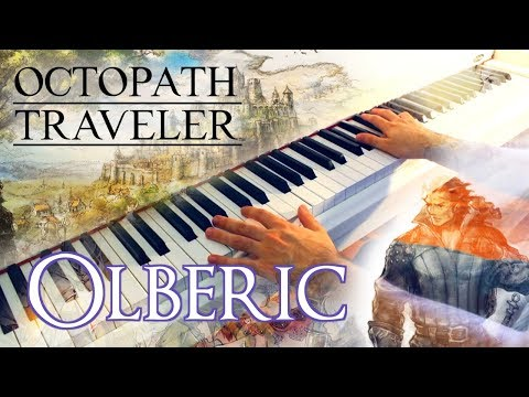 🎵 OCTOPATH TRAVELER - Olberic, the Warrior ~ Piano cover w/ Sheet music!