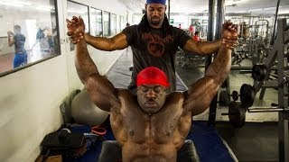 Repeat youtube video Kali Muscle: Sports Massage [Deep Tissue]