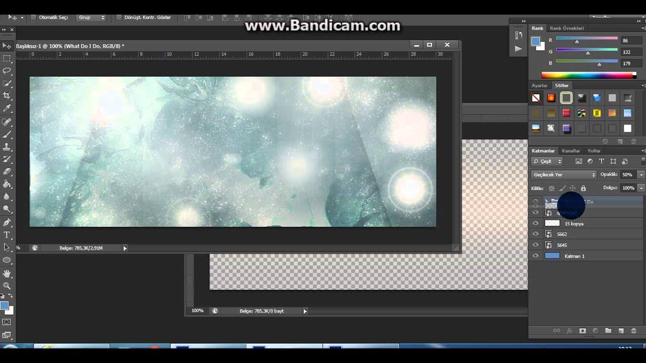 Adobe Photoshop Cs6 Texture Yapımı - YouTube