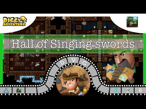 [~Scandinavia Father~] #8 Hall of Singing Swords - Diggy's Adventure