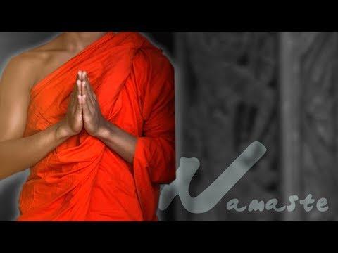 Meditation music to end negative mind: POSITIVE ENERGY meditation music, namaste music