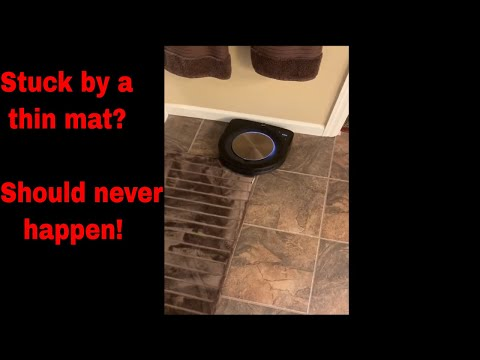 iRobot Roomba S9 S9+ Problems - May go back to the I7 I7+ - Quickie Video