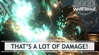 Warframe: Saryn Re-Rework, That's A LOT of Damage - First Look