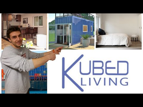 Inside Look at a Shipping Container Home Company
