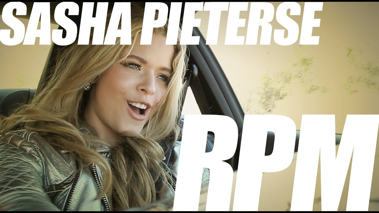 R.P.M. by Sasha Pieterse - Official video - YouTube