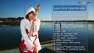 Lagu Pop Indonesia Terpopuler Februari 2017