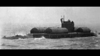 Опытовая подводная лодка проекта 613Э
