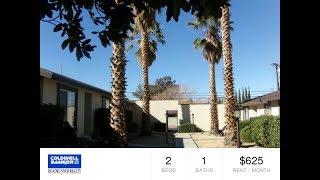 Joshua Lane Unit Yucca Valley Ca