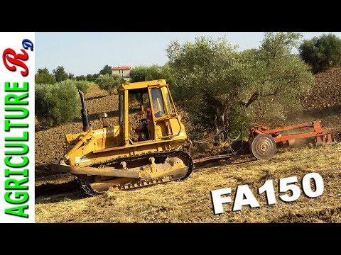 🔶 Plowing  2017 - FIATALLIS   FA 150