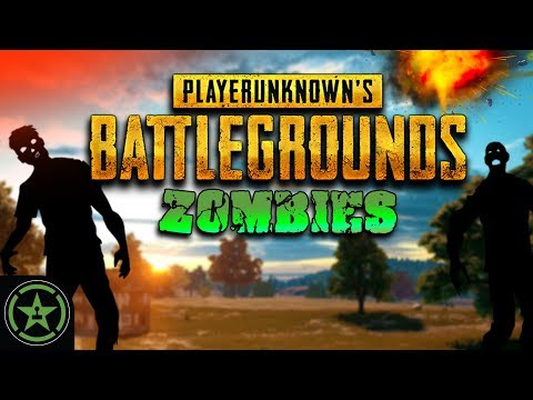 Let's Play - PlayerUnknown's Battlegrounds: Zombies - AH Live Stream