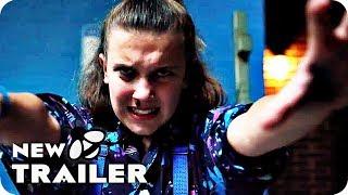 STRANGER TH NGS 3 Trailer 2 2019 Netflix Series