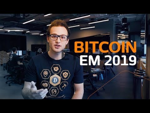 BITCOIN EM 2019